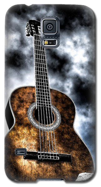 Devils Acoustic Galaxy S5 Case