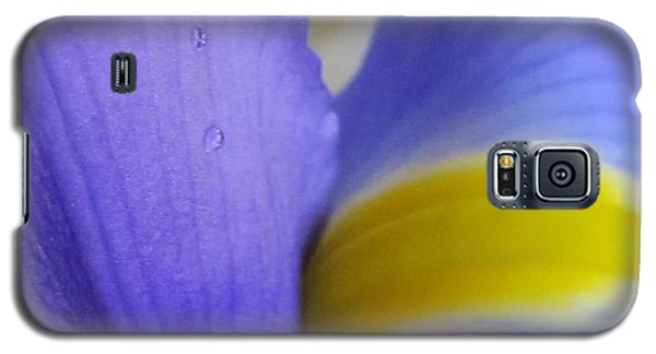 Galaxy S5 Case featuring the photograph Dew Drop by Arlene Carmel