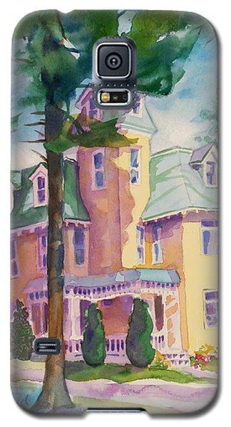 Dewey-radke Glowing Galaxy S5 Case by Kathy Braud