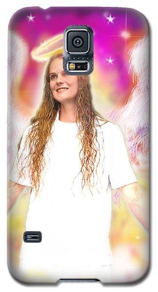 Diamond.angelic 4 Galaxy S5 Case