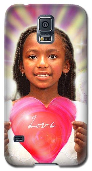 Diamond.angelic  Galaxy S5 Case