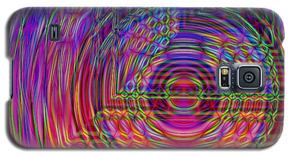 Galaxy S5 Case featuring the digital art Digets by David Pantuso