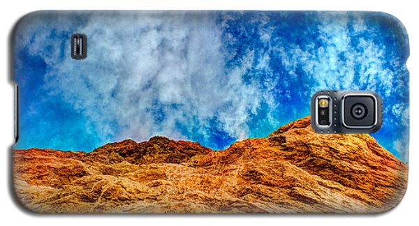 Dirt Mound And More Sky Galaxy S5 Case