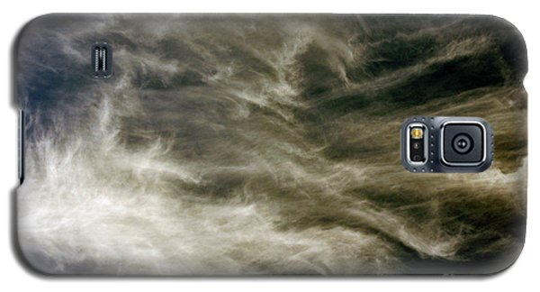 Galaxy S5 Case featuring the photograph Dirty Clouds by Clayton Bruster