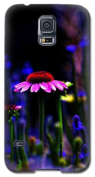 Divine Spirit Of Mother Earth Galaxy S5 Case by Susanne Still