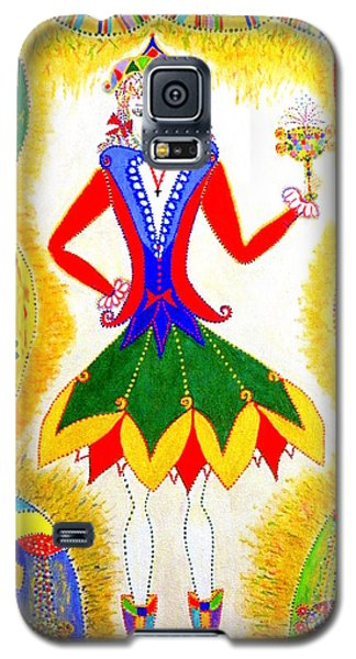 Dna Woman-eternal Life Galaxy S5 Case