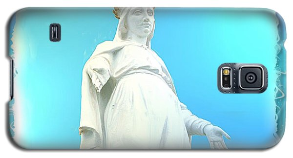 Do-00531 Our Lady Of Lebanon Galaxy S5 Case