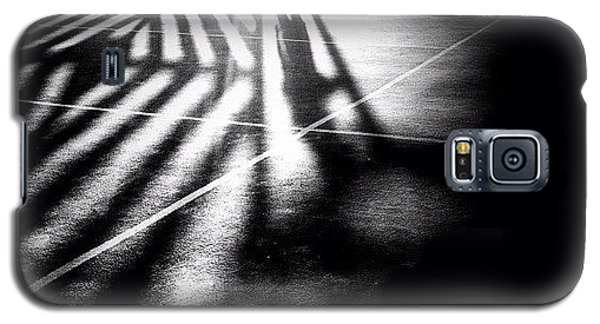 Do You See Darkness Or Light Galaxy S5 Case by Robbert Ter Weijden