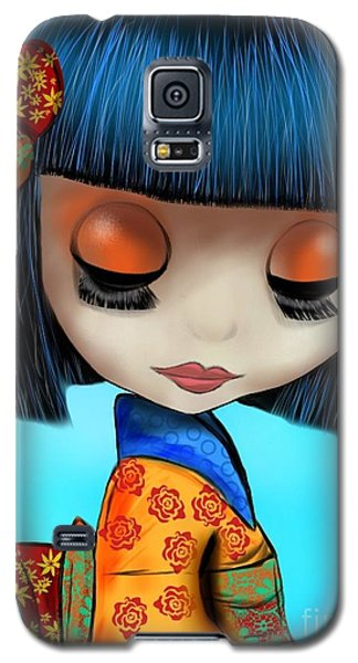 Doll From The East Galaxy S5 Case