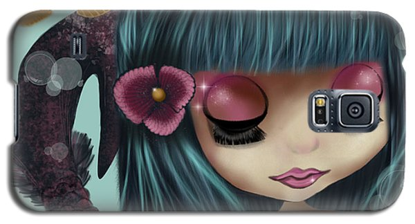 Doll From The Sea Galaxy S5 Case