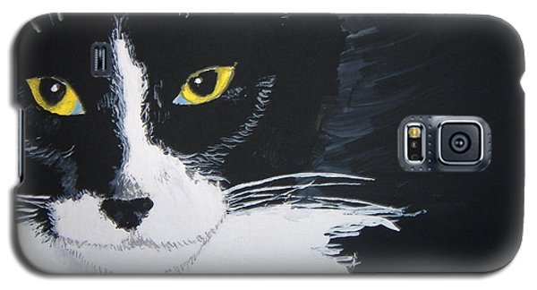 Galaxy S5 Case featuring the painting Don't Bug Me by Norm Starks