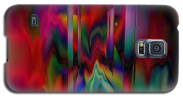 Galaxy S5 Case featuring the photograph Doors In My Dream by David Pantuso