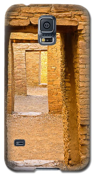 Doorway Chaco Canyon Galaxy S5 Case