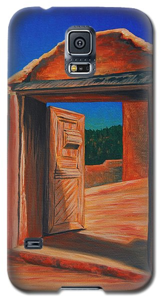 Doorway To Las Trampas Galaxy S5 Case