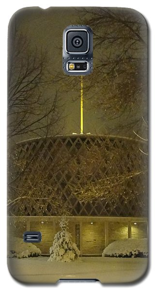 Galaxy S5 Case featuring the photograph Dorcas Chapel by Tiffany Erdman