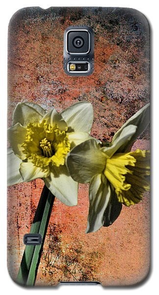 Galaxy S5 Case featuring the photograph Double Daf by Rick Friedle
