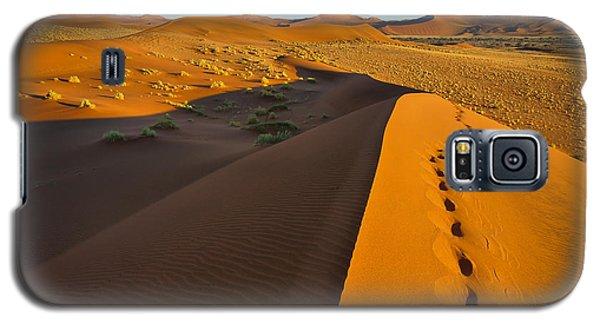 Down Dune Galaxy S5 Case
