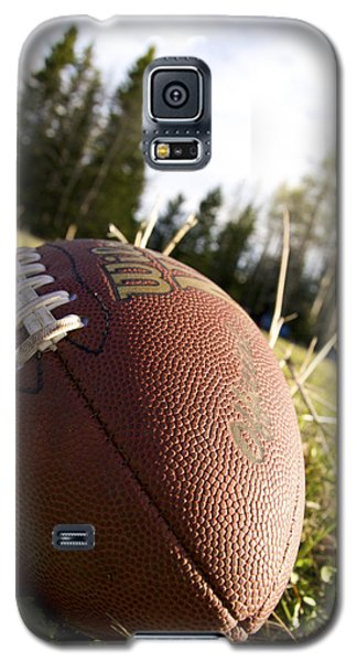 Down Set Hut Galaxy S5 Case by JM Photography