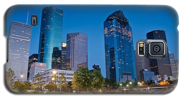 Downtown Houston Galaxy S5 Case