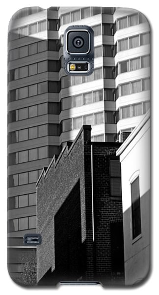 Downtown Lines Galaxy S5 Case by Jean Haynes