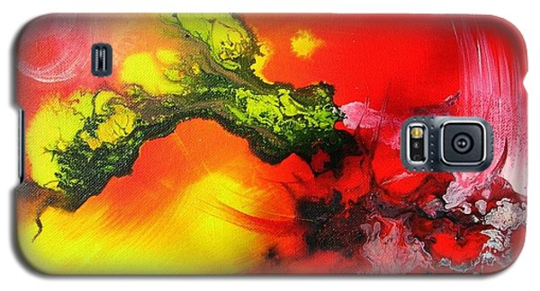 Dragon's Fire Galaxy S5 Case