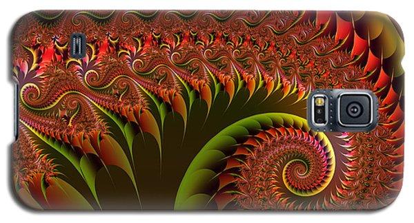 Dragon's Tail Galaxy S5 Case