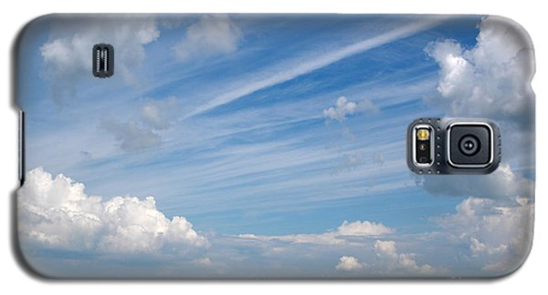 Galaxy S5 Case featuring the photograph Drama In The Sky by Vilas Malankar
