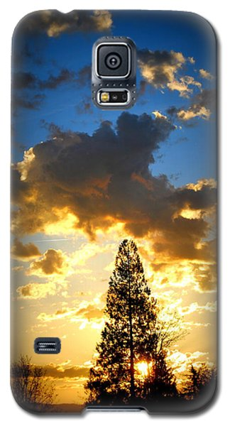 Dramatic Sunrise II Galaxy S5 Case