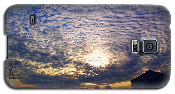 Dramatic Sunset Galaxy S5 Case by Vilas Malankar