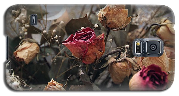 Dried Roses Galaxy S5 Case