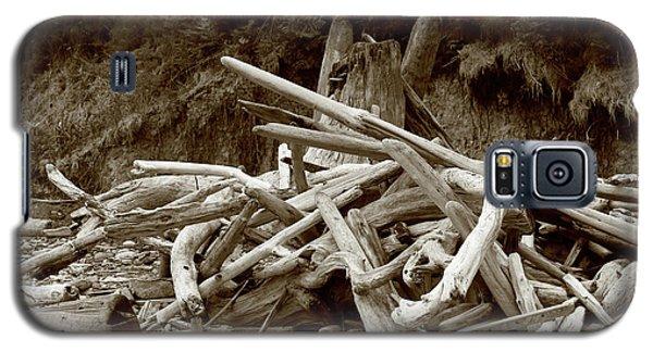 Driftwood Pile San Juan Galaxy S5 Case