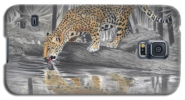 Drinking Jaguar Galaxy S5 Case