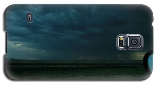 Galaxy S5 Case featuring the photograph Driving Rain Number Two by Lon Casler Bixby