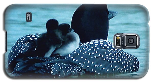 Duck Family Joy In The Lake  Galaxy S5 Case