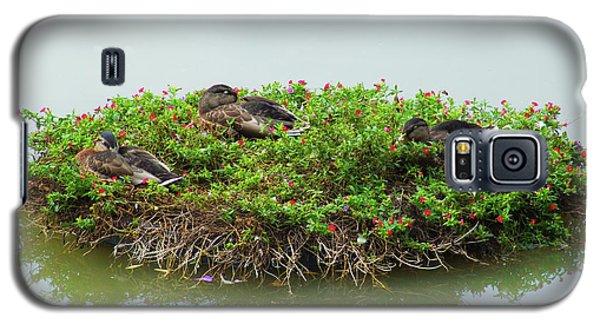 Duck Heaven Galaxy S5 Case