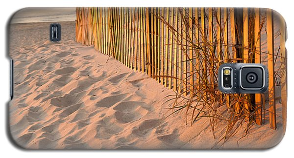 Dune Fence Galaxy S5 Case