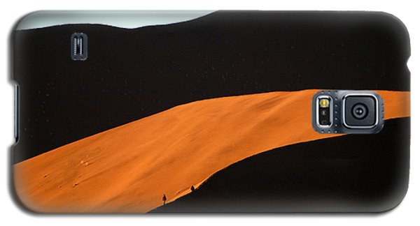 Dune Tunnel Galaxy S5 Case