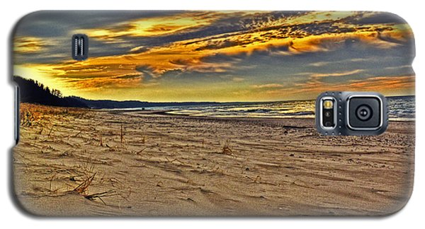 Galaxy S5 Case featuring the photograph Dunes Sunset II by William Fields