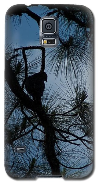 Galaxy S5 Case featuring the photograph Dusk by Joseph Yarbrough