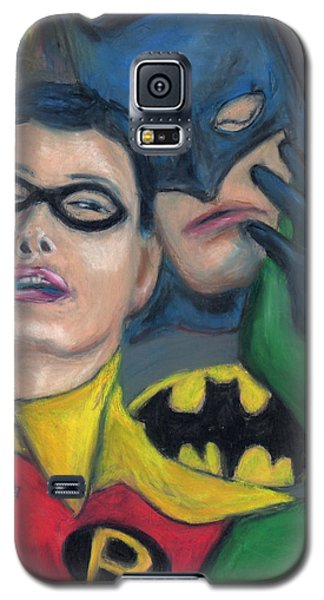Dynamic Duo  Galaxy S5 Case
