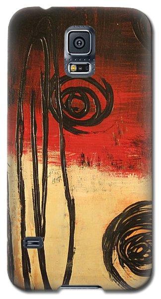 Dynamic Red 1 Galaxy S5 Case