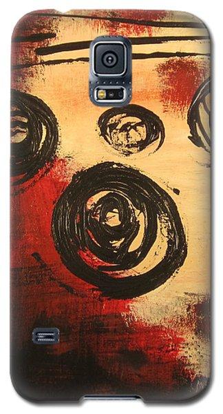 Dynamic Red 2 Galaxy S5 Case