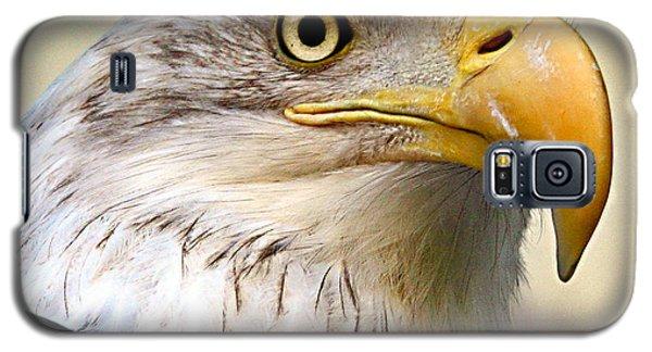 Eagle Portrait Galaxy S5 Case