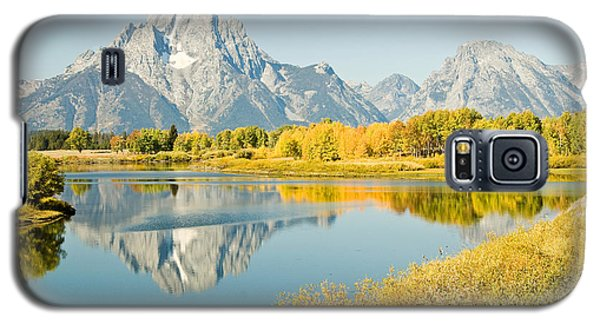 Early Autumn At Oxbow Bend Galaxy S5 Case
