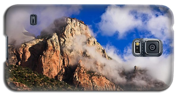 Early Morning Zion National Park Galaxy S5 Case