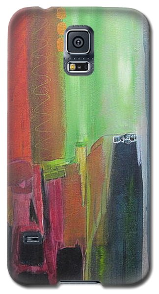 Earth Layers Galaxy S5 Case by Nicole Nadeau