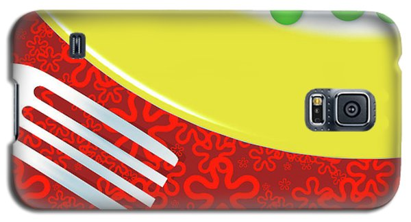 Eat Your Peas Galaxy S5 Case
