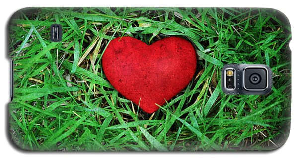 Eco Heart Galaxy S5 Case by Laura Melis