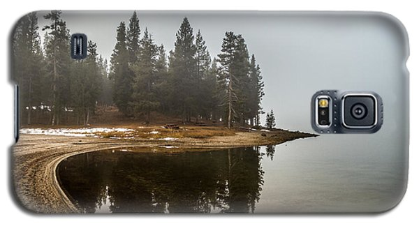 Galaxy S5 Case featuring the photograph Edge by Randy Wood