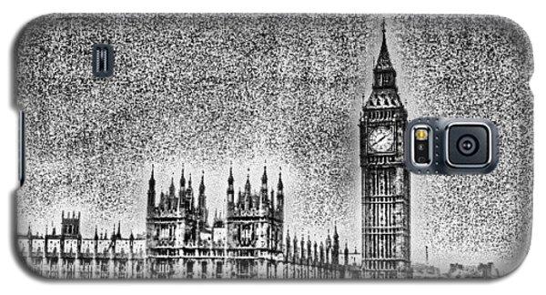 London Galaxy S5 Case - Edit Of The Day, #editeoftheday #london by Abdelrahman Alawwad